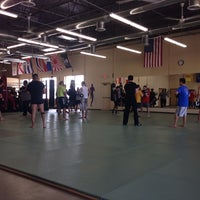 Photo taken at George Prevalsky's Mixed Martial Arts and Boxing Gym by Joe D. on 2/15/2014