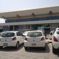 Photo taken at Emirates Post Office مكتب بريد الإمارات by Mukesh L. on 4/15/2013