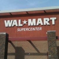 Photo taken at Walmart Supercenter by Delain R. on 1/29/2012