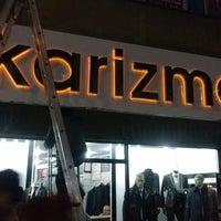 Photo taken at KARİZMA GİYİM by Turhan A. on 3/26/2014