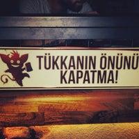 10/24/2013 tarihinde Merve B.ziyaretçi tarafından Fosil Karaköy'de çekilen fotoğraf