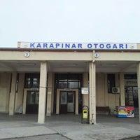 Photo taken at Karapınar Otogarı by Ugur💨 . on 12/19/2013