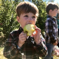 Photo taken at All Seasons Orchard by Courtney on 9/30/2017
