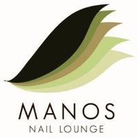 Photo taken at Manos Nail Lounge by SJL on 10/18/2012