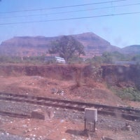 Photo taken at Igatpuri Railway Station by Sushil M. on 4/29/2013