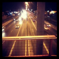 Photo taken at Avenida Brasil by William #. on 5/18/2013