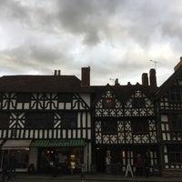 Photo taken at Stratford-upon-Avon by Edward on 3/4/2017