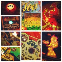 Photo taken at Pacific Pinball Museum by Genie on 6/19/2013