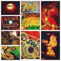 6/19/2013にGenieがPacific Pinball Museumで撮った写真