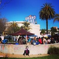 Photo taken at Grand Lake Farmers Market by Genie on 2/9/2013