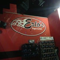 Photo taken at Erlo's Supermarket by Francisco L. on 12/27/2012