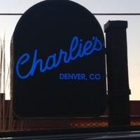 Photo taken at Charlie's Denver by Billie H. on 6/26/2013