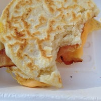 Photo taken at Flapjack's Pancake Shack by Christopher R. on 1/16/2014