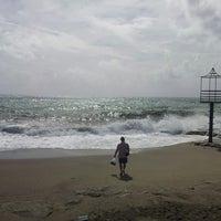 Foto scattata a Kleopatra Plajı da Chris V. il 4/8/2013