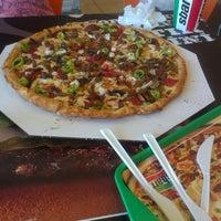 Photo taken at Sbarro by Cansu K. on 9/19/2013