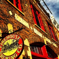 Photo taken at Firehouse Brewing Company by Rags on 10/19/2012