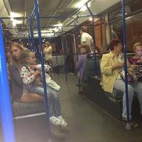 Photo taken at Перронный автобус by Денис Л. on 8/17/2013