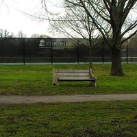 Photo taken at Franklin Delano Roosevelt Park by M.J. on 4/15/2013