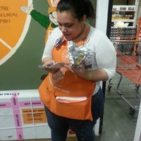 Photo taken at The Home Depot by Lore P. on 4/12/2013