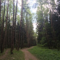 Foto tomada en Ульяновский лесопарк por Anna K. el 5/11/2016