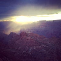 Photo taken at Grand Canyon - East Entrance by Sasha K. on 8/24/2013