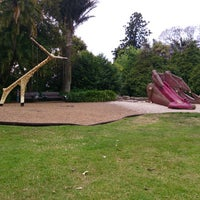 Photo taken at Fitzroy Gardens Playground by Alex . on 12/19/2013