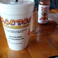 Photo taken at Taco Dog by Jeffrey B. on 10/28/2013
