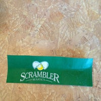 Photo taken at Scrambler Marie's by Brian B. on 6/23/2013