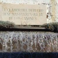 Photo taken at Mirador Poeta Domingo de Mena by Francis on 1/25/2014