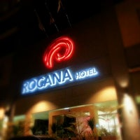 Photo taken at Rocana Hotel by Hensem S. on 11/4/2012