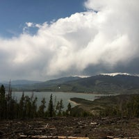 Photo taken at Sapphire Point Overlook by Jessica D. on 6/3/2013