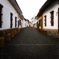 Photo taken at Calle De La Escopeta by Walter A. on 6/20/2014