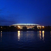6/11/2013 tarihinde Дарья У.ziyaretçi tarafından Vorobyovy Gory'de çekilen fotoğraf