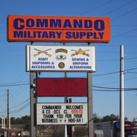 7/19/2013にCommando Military SupplyがCommando Military Supplyで撮った写真