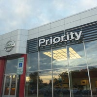 ... Photo Taken At Priority Nissan By Bianca On 5/27/2013 ...