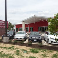 Photo taken at Sames Red Barn Motors by Sames Red Barn Motors on 9/5/2014