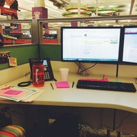Photo taken at Quicken Loans by Ashley S. on 5/28/2014