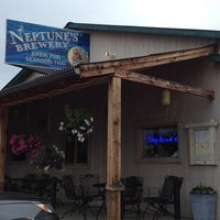 Photo taken at Neptune's Brewery by Deb W. on 6/12/2013