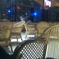 Photo taken at Baron Cafe by Hozayfa Y. on 4/17/2013