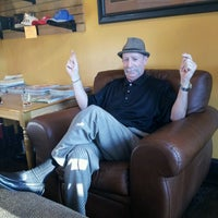 Photo taken at Maxwell's Cigar and Wine Bar by Mt S. on 5/8/2013