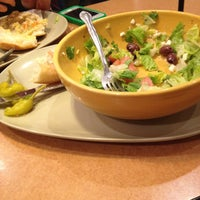 Photo taken at Panera Bread by Kiley S. on 4/10/2013