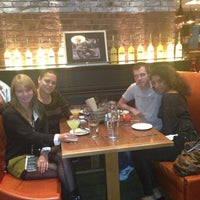 Photo taken at Trattoria Cinque by Cindy C B. on 10/17/2012