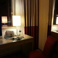 Photo taken at Novotel Riyadh AlAnoud Hotel by Rawan A. on 7/16/2013