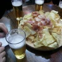 Photo taken at Bar Bacanal by Cris L. on 3/28/2014