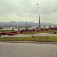 Photo taken at Campo Militar San Miguel De Los Jagüeyes by Jorge M. on 10/21/2013