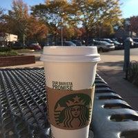 Photo taken at Starbucks by DamlaVA on 10/23/2015
