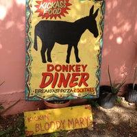 Photo taken at Donkey Diner by Ben B. on 12/20/2012