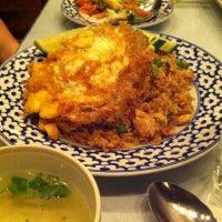 9/18/2012 tarihinde Mui M.ziyaretçi tarafından Lanna Thai'de çekilen fotoğraf