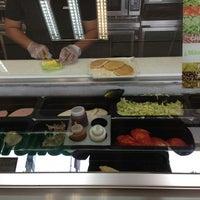 Photo taken at Subway by Jorge O. on 6/26/2013