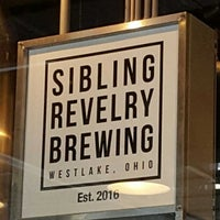 Photo taken at Sibling Revelry Brewing by John R. on 7/30/2017